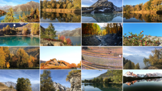 Lumières d'automne 2018 en Valais: trois photos primées