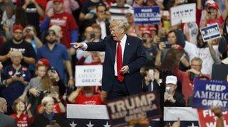 États-Unis – Élections de mi-mandat: l'Amérique aux urnes, deux ans après la victoire de Trump