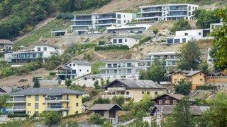 Magazine «Spécial Habitat»: le marché immobilier valaisan n'est plus équilibré