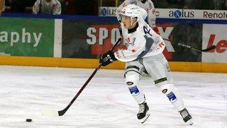 Hockey: le HCV Martigny a raté son début de match à Huttwil