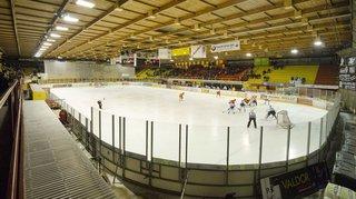Hockey sur glace: l'équipe de Suisse revient à Sierre pour y affronter la France