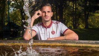 Football: en grenat, Daniel Follonier a retrouvé des couleurs