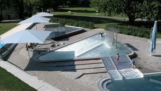 Sion: la piscine de la Blancherie s'offre une cure de jouvence à 11millions
