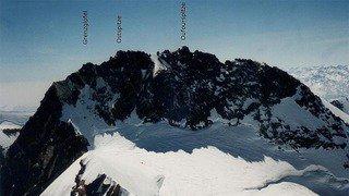La plaquette volée de la Pointe Dunant rendue à Zermatt