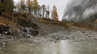 Intempéries: en Valais, les zones à risque sont prêtes à affronter les éventuels dangers