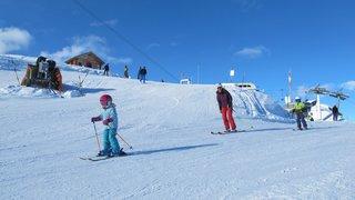 Verbier: les plus motivés ont déjà chaussé leurs skis