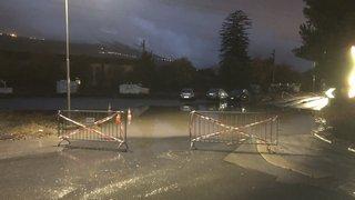 La tempête Vaia n'a causé que des dégâts limités en Valais