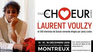 """""""Tous en choeur"""" avec Laurent Voulzy"""