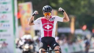 Le cycliste Simon Pellaud quitte le Team Illuminate pour l'équipe valaisanne IAM Excelsior