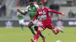 FC Sion: les notes des joueurs contre Saint-Gall