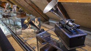 Le Musée du son à Martigny fait peau neuve