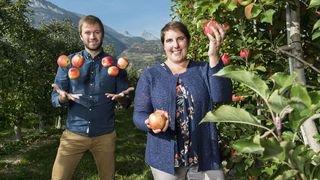 Trois bonnes raisons d'aller à la Fête de la pomme samedi à Riddes