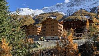 Zinal: la résidence touristique Swisspeak est parée pour l'ouverture