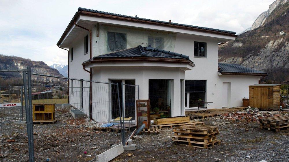 Parmi les plaignants, les propriétaires d'une villa d'Epinassey dont les travaux n'avaient pas été terminés et laissaient à désirer.