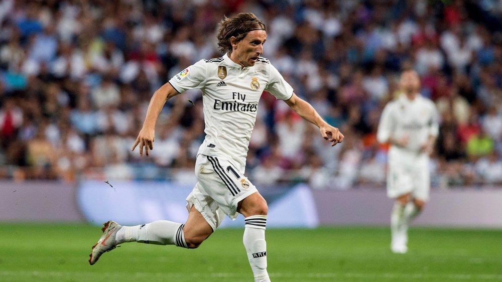 Luka Modric en bonne position pour remporter le Ballon d'Or.