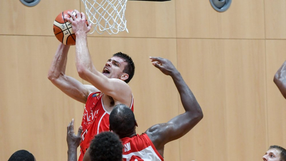 Arnaud Cotture et Genève sont au-dessus du lot pour le moment dans le championnat suisse.