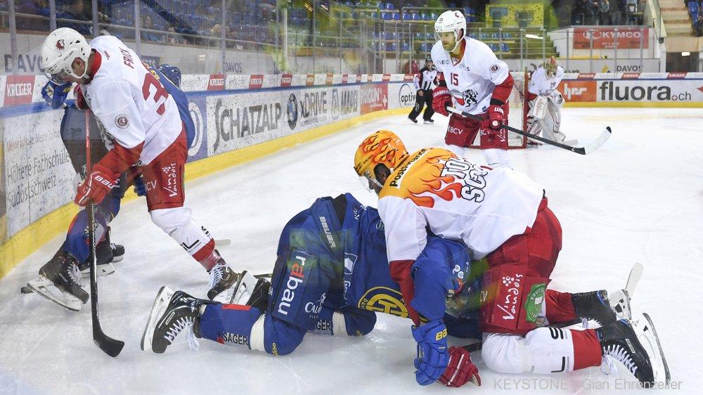 National League: Servette surpris à domicile par Zoug, Lausanne enchaîne face à Davos
