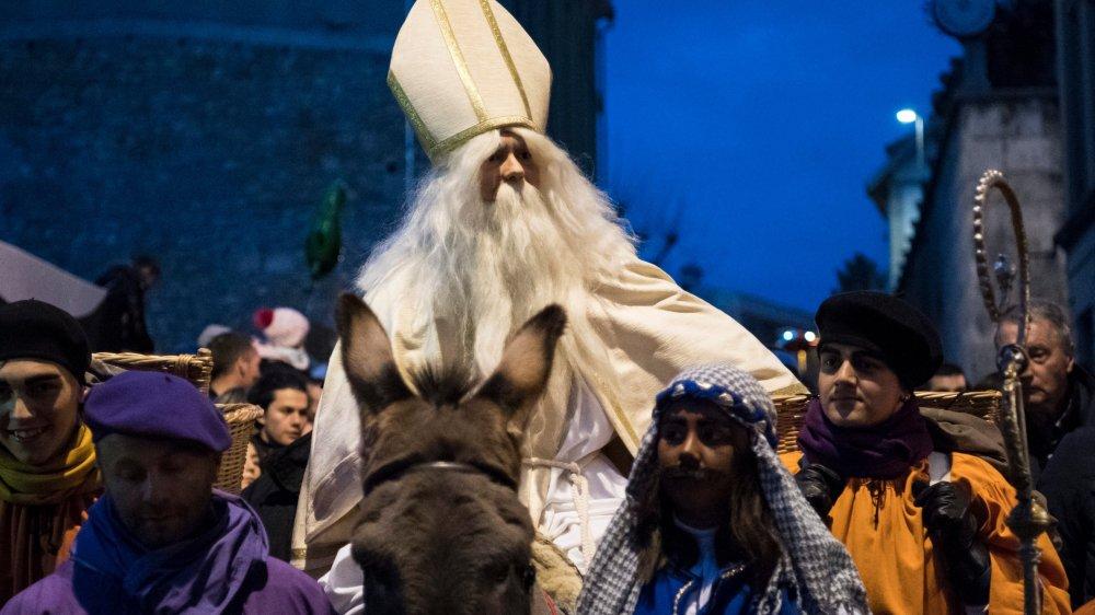 Près de 30 000 personnes font la fête à saint Nicolas