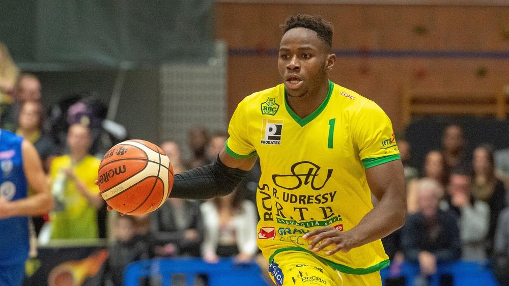Boris Mbala a été le joueur le plus utilisé côté montheysan.