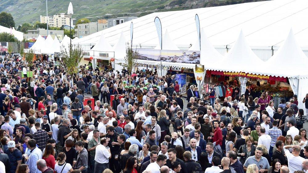Tout en regrettant la fin du Comptoir suisse, les dirigeants de la Foire du Valais - qui a enregistré un nouveau record de fréquentation cet automne - sont confiants pour son avenir.