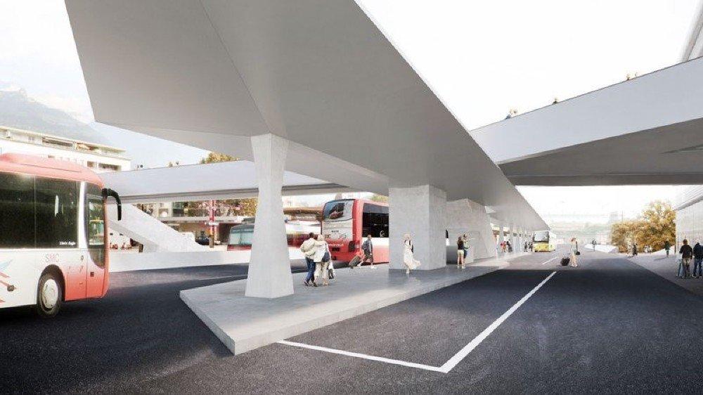 Un réseau unifié permettra de se déplacer plus facilement en transports publics dans toute la région.