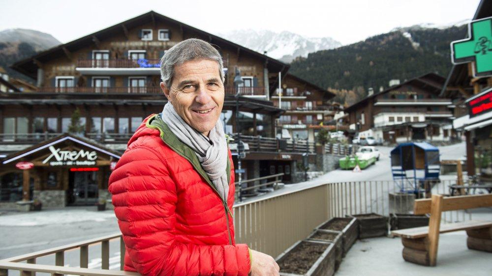 Pour Jean-Marc Pellissier, ce règlement est crucial pour le maintien des lits chauds dans la vallée.