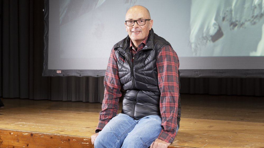 Guido Perrini a voyagé aux quatre coins du monde pour ses projets. Il a un coup de cœur pour l'Antarctique.
