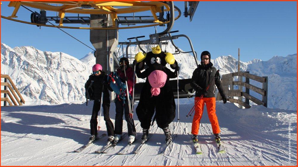 1'000 forfaits de ski à gagner