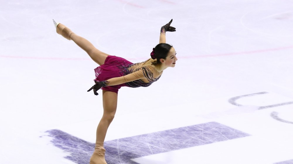 Yoonmi Lehmann a présenté deux programmes de grande qualité.