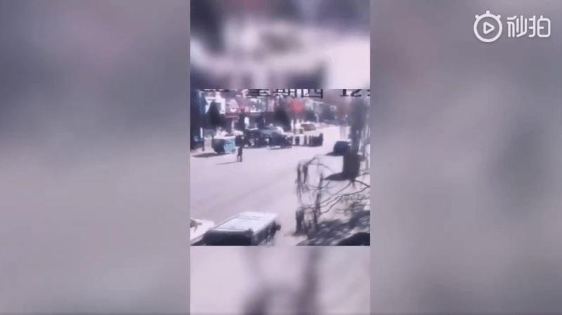 Chine: une voiture fonce sur un groupe d'élèves et fait 5 morts