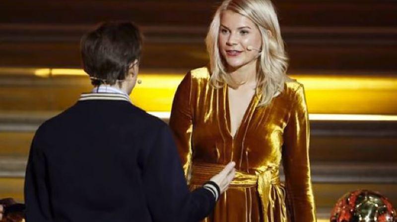 Ballon d'Or : La Lyonnaise Ada Hegerberg rafle la mise en 2018 !