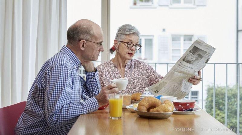 Partager ses repas stimule l'appétit et permet également de garder un lien social essentiel.