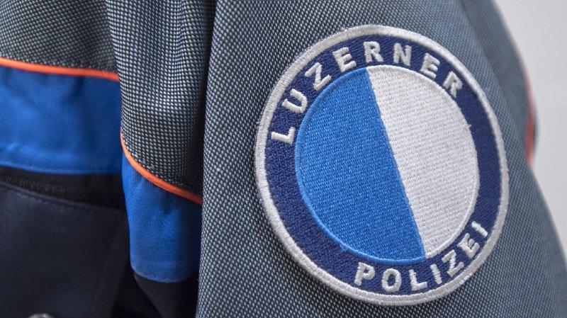 La police a interpellé deux personnes suspectes au comportement particulier. (illustration)