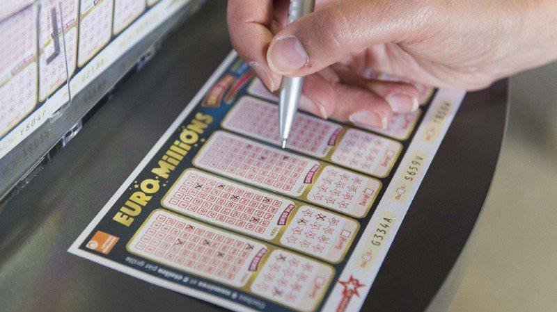 Euro Millions: un joueur remporte plus de 57 millions de francs