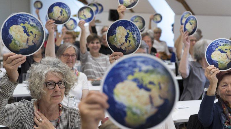 Santé: personnes âgées, urbaines ou malades davantage menacées par le réchauffement climatique