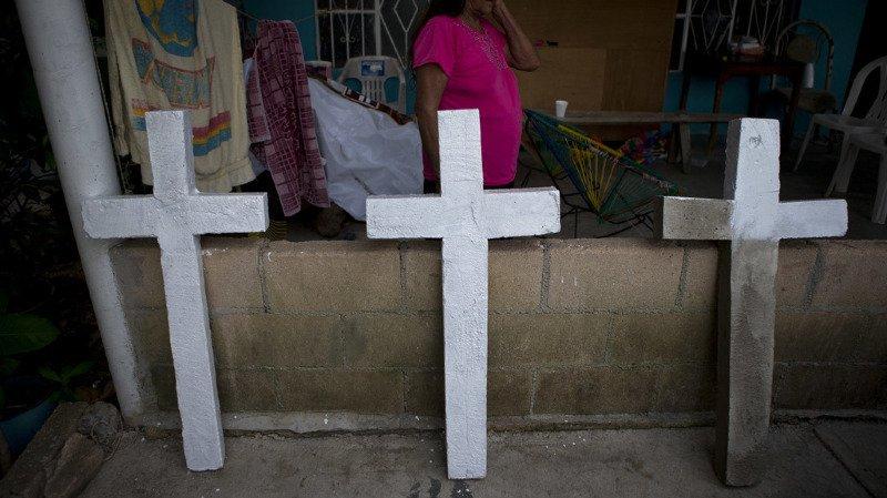 Criminalité: l'Amérique latine est la région la plus violente du monde