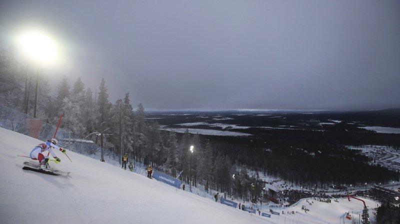 Ski alpin - Coupe du monde: le départ du slalom de Levi reporté à 11 heures
