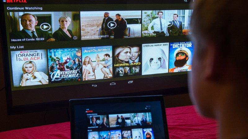 S'abonner à Netflix en Suisse coûte plus cher que dans beaucoup d'autres pays. (illustration)