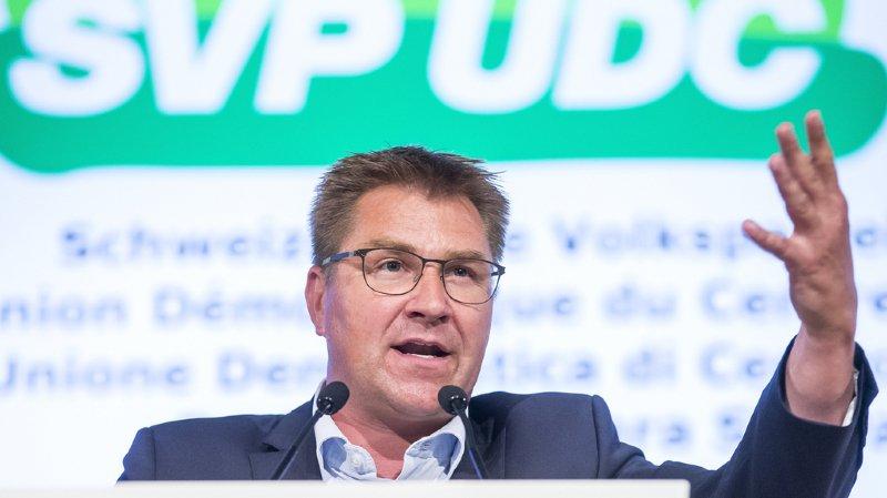 A 44 ans, Toni Brunner a passé 23 ans au Conseil national et 8 ans à la présidence de l'UDC suisse.