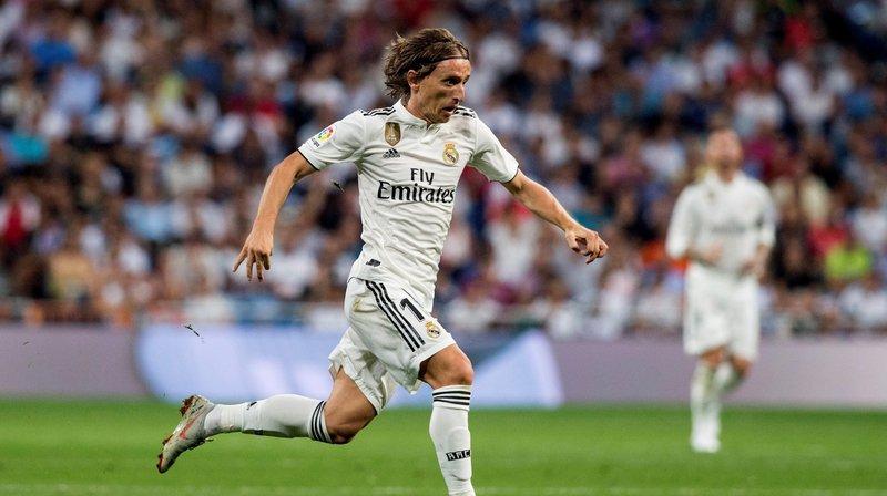 Luka Modric, favori de nos consultants pour le Ballon d'or