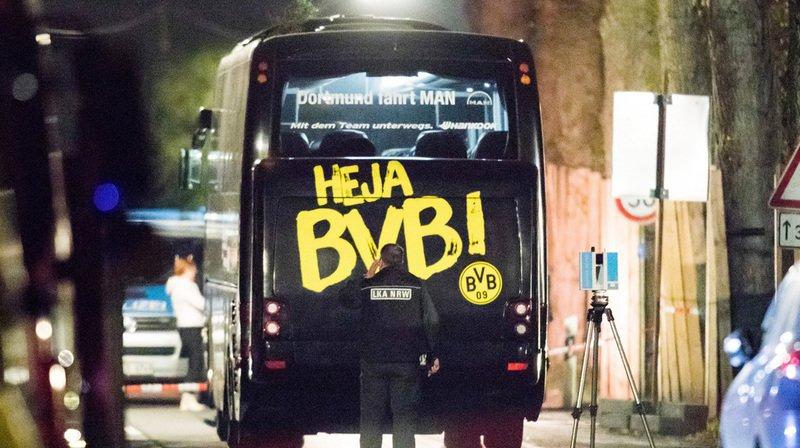 Perpétuité requise contre l'assaillant du bus du Borussia Dortmund