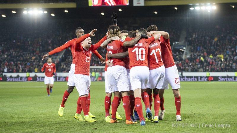 Brillante face à la Belgique, la Nati a les moyens de décrocher une qualification directe pour l'Euro 2020.
