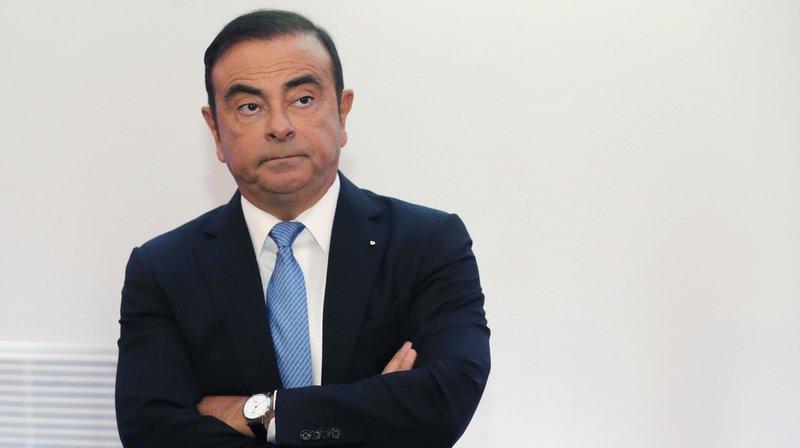Soupçonné de fraude fiscale, le patron de Nissan Carlos Ghosn pourrait être démis de ses fonctions