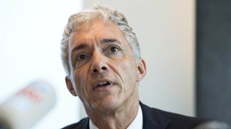 Football Leaks: Michael Lauber justifie ses rencontres avec le patron de la FIFA