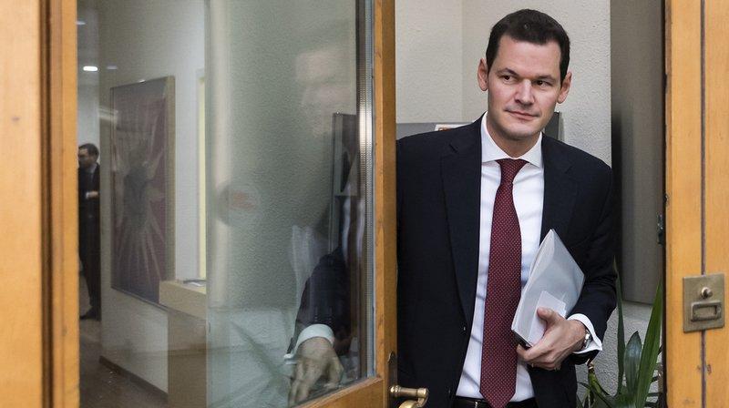 Genève: Pierre Maudet démissionnera du Conseil d'Etat s'il est condamné