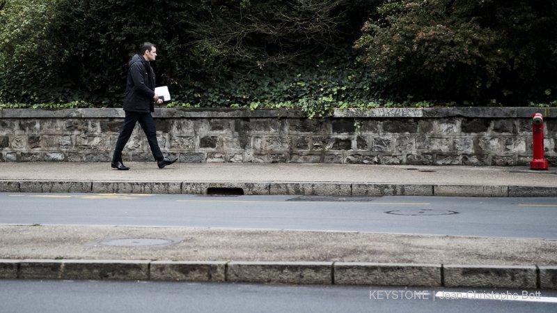 Affaire Maudet: la présidence du PLR genevois demande la démission de son ministre