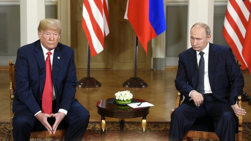 Donald Trump et Vladimir Poutine ne se rencontreront finalement pas en marge du G20.