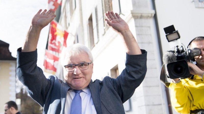 Le séparatiste Marcel Winistoerfer conserve la mairie de Moutier (BE)
