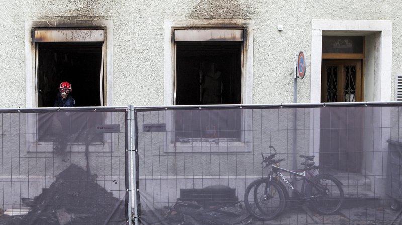L'incendie a également fait plusieurs blessés graves. Le bilan pourrait s'alourdir.