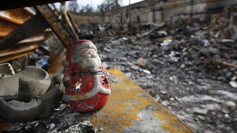 """""""Camp Fire"""" est l'incendie le plus meurtrier de l'histoire de la Californie."""